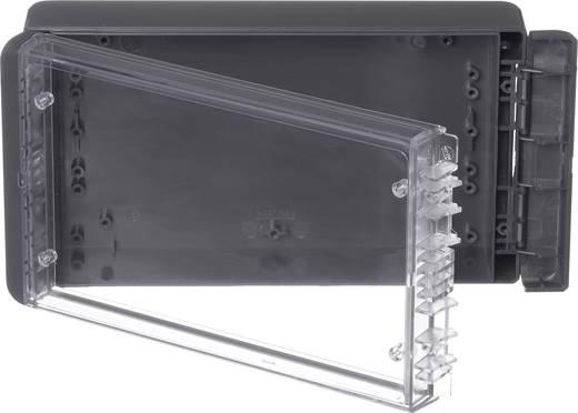 Bopla Bocube B 221306 PC-V0-G-7024 Wandbehuizing, Installatiebehuizing 125 x 231 x 60 Polycarbonaat Grafietgrijs (RAL