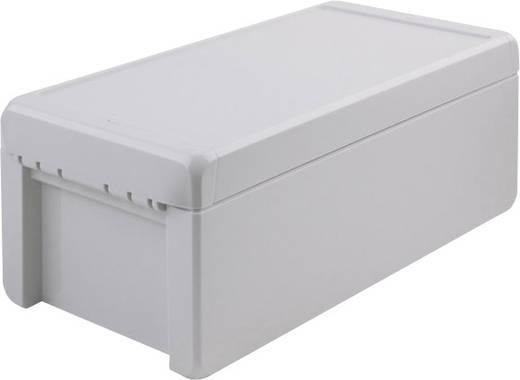 Bopla Bocube B 221309 ABS-7035 Wandbehuizing, Installatiebehuizing 125 x 231 x 90 ABS Lichtgrijs (RAL 7035) 1 stuks
