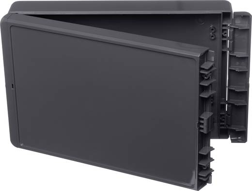 Bopla Bocube B 261706 PC-V0-7024 Wandbehuizing, Installatiebehuizing 170 x 271 x 60 Polycarbonaat Grafietgrijs (RAL 70