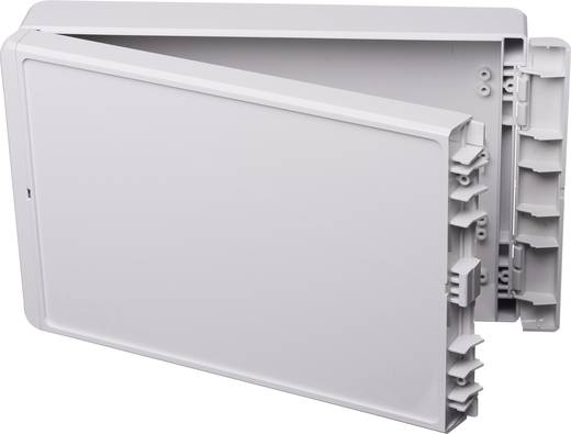 Bopla Bocube B 261706 PC-V0-7035 Wandbehuizing, Installatiebehuizing 170 x 271 x 60 Polycarbonaat Lichtgrijs (RAL 7035