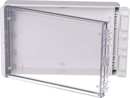 Bopla Bocube B 261706 PC-V0-G-7035 Wandbehuizing, Installatiebehuizing 170 x 271 x 60 Polycarbonaat Lichtgrijs (RAL 70