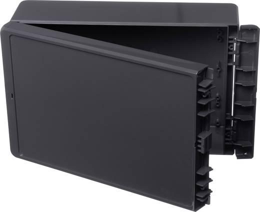 Bopla Bocube B 261709 PC-V0-7024 Wandbehuizing, Installatiebehuizing 170 x 271 x 90 Polycarbonaat Grafietgrijs (RAL 70
