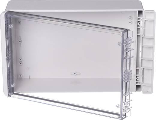 Bopla Bocube B 261709 PC-V0-G-7035 Wandbehuizing, Installatiebehuizing 170 x 271 x 90 Polycarbonaat Lichtgrijs (RAL 70