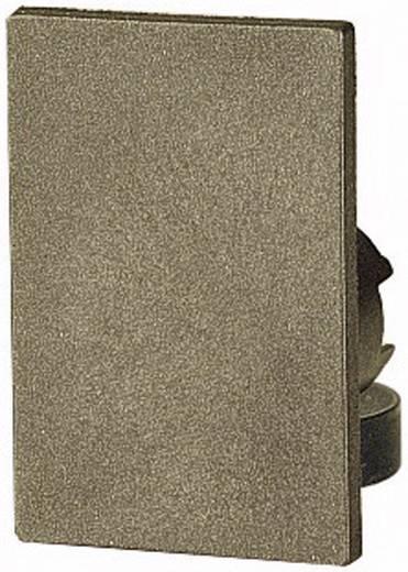 Eaton Q25AS Blinde afsluiting (l x b x h) 37.5 x 25 x 12 mm Zwart (RAL 9005) 1 stuks