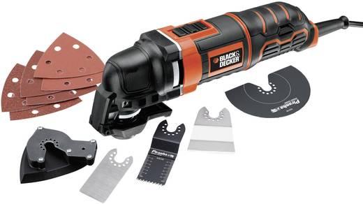 Multifunctioneel gereedschap incl. accessoires, incl. koffer 13-delig 300 W Black & Decker MT300KA MT300KA-QS