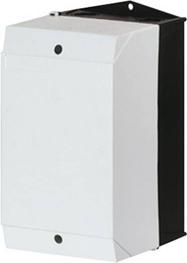 Eaton CI-K2-100-TS Lege behuizing Voor DIN-rail montage (b x h) 100 mm x 160 mm Lichtgrijs (RAL 7035), Zwart (RAL 9005)