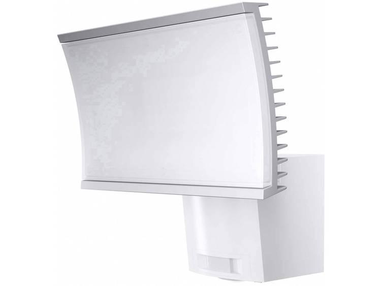 LED outdoor wandlamp Floodlight m. IR-sensor, wit
