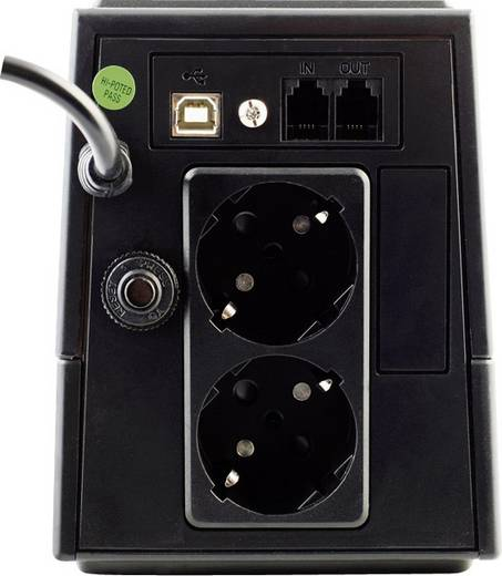 FSP Fortron EP850 UPS vermogen van 850 VA