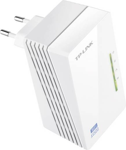 TP-LINK TL-WPA4220 Powerline WiFi enkele adapter 500 Mbit/s