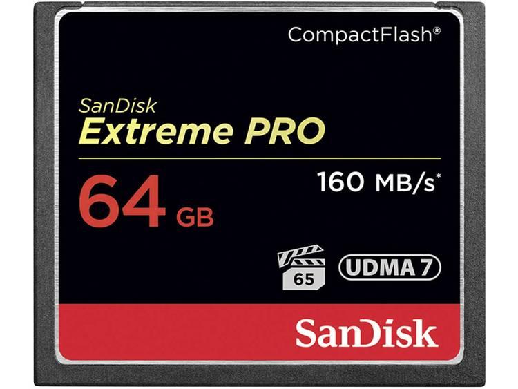 SanDisk Extreme Pro® CF-kaart 64 GB