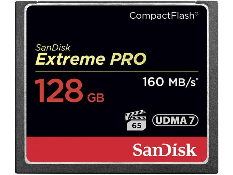 SanDisk Extreme Pro® CF-kaart 128 GB