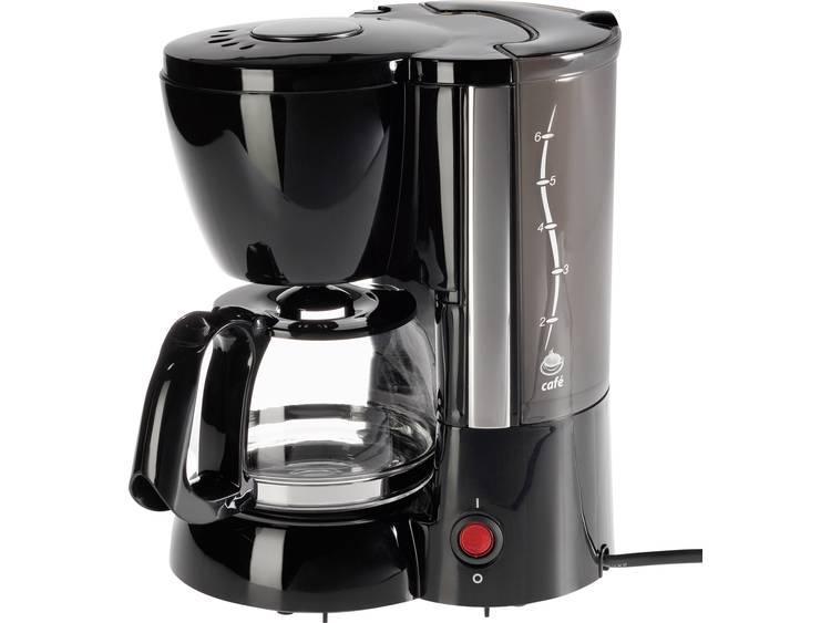 26266 Koffiemachine 12 V 0.68 l 6 kopjes