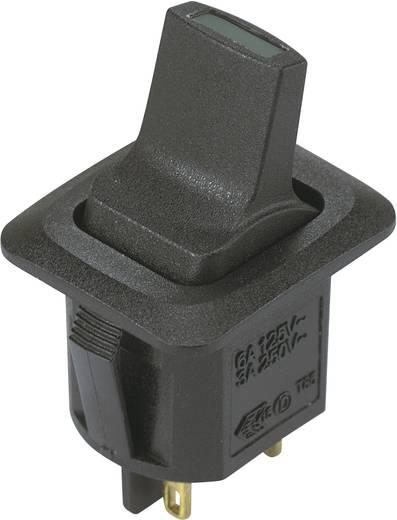 SCI R13-290AL3-05-BBG Tuimelschakelaar 250 V/AC 3 A 1x uit/aan vergrendelend 1 stuks