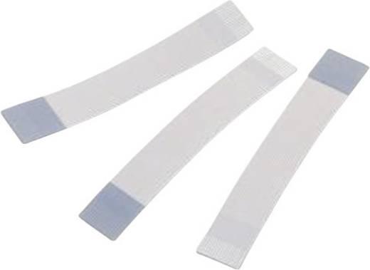 Würth Elektronik 687750200002 Lintkabel 50 x 0.00099 mm² Grijs, Blauw 1 stuks