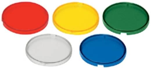 RAFI 5.49.259.018/1002 Bolkap Rond, Bovenstaand Zonder markering Kleurloos 10 stuks