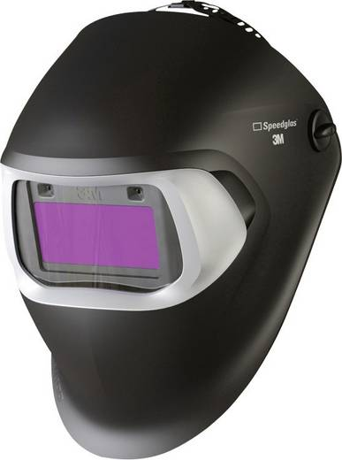 3M SpeedGlas 100 BLACK lashelm EN 379, EN 166, EN 175, EN 169 H751120