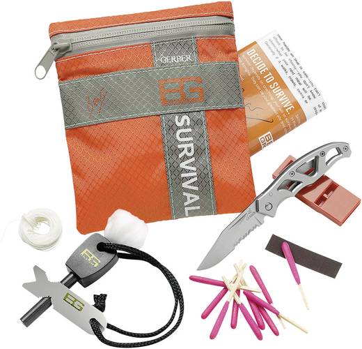 Gerber 31-000700 Basic Kit Survival Set