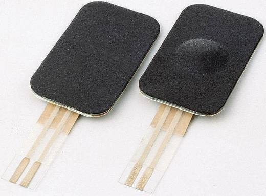 FT 01K Folieknop 24 V 0.05 A 1x uit/(aan) schakelend 1 stuks
