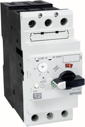 WEG MPW65-3-U065 Motorbeveiliginsschakelaar Instelbaar 65 A 1 stuks