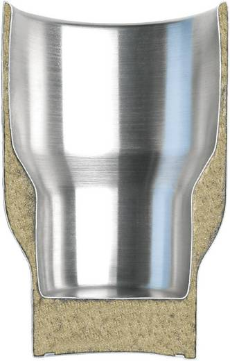 Isosteel Autobeker VA-9572 Thermosbeker RVS (glanzend) 400 ml