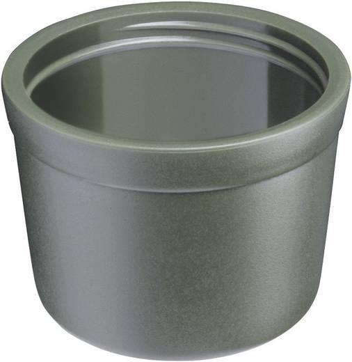 Isosteel Vacuum fles X-line 1L, olijf VA-9810P Thermosfles Olijf 1 l