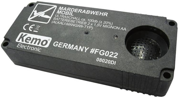 Kemo FG022 Marterverschrikker 1 stuks