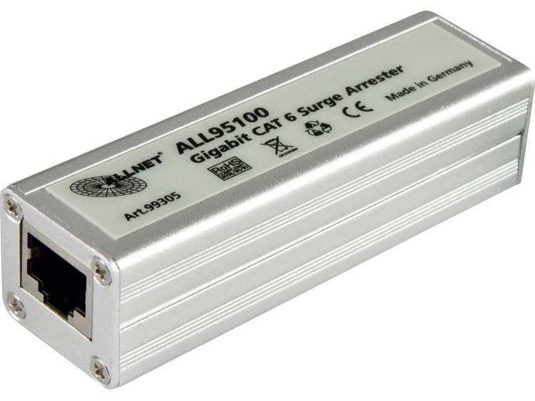 Allnet ALL95100 LAN overspanningsbeveiliging 10-100-1000