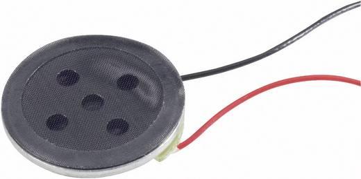 Mini-luidspreker LSF-M-serie Geluidsontwikkeling: 78 dB 8 Ω Nominale belastbaarheid: 200 mW 620 Hz Inhoud: 1 stuks