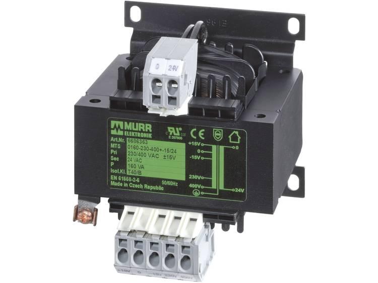 Murr Elektronik 6686306 Stuurtransformator Scheidingstransformator 1 x 230 V 4