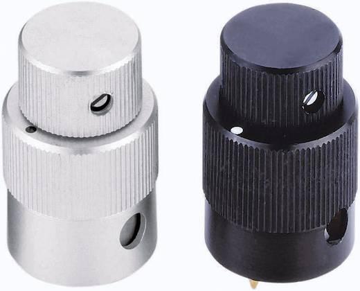 Mentor 125.3 Draaiknop Aluminium (Ø x h) 22 mm x 32.5 mm 1 stuks