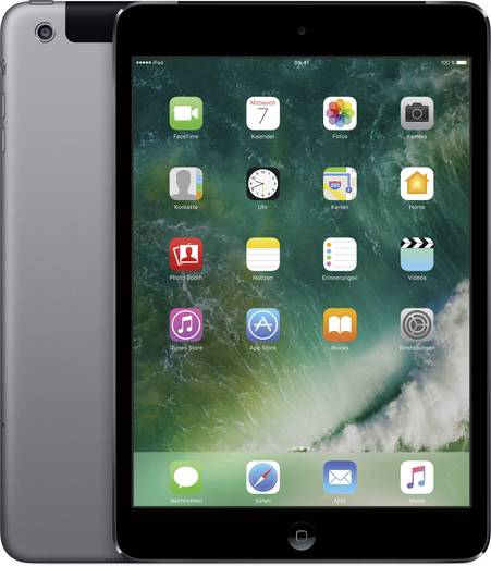 Apple iPad Mini 16 GB WiFi + Cellular Spacegrijs
