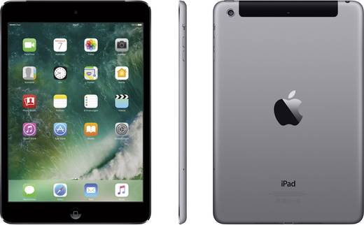 Apple iPad mini met Retina (2013) WiFi + Cellular 16 GB Spacegrijs