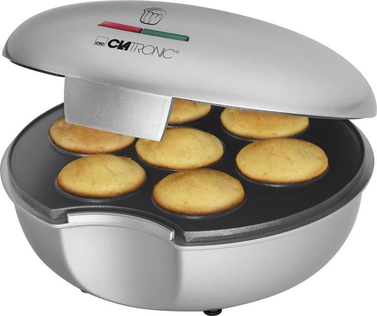 Image of Clatronic MM3496 Cupcake maker Zilver, Zwart