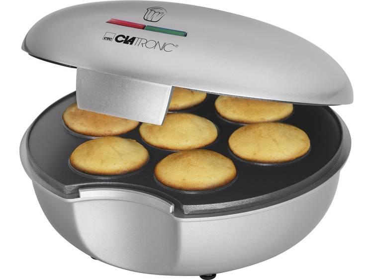 Clatronic MM3496 Cupcake maker Zilver, Zwart