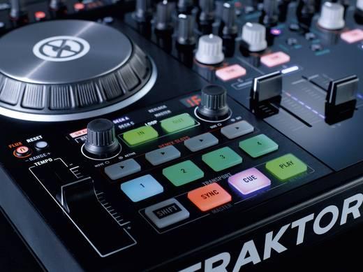 Native Instruments Kontrol S4 MK2 DJ-controller