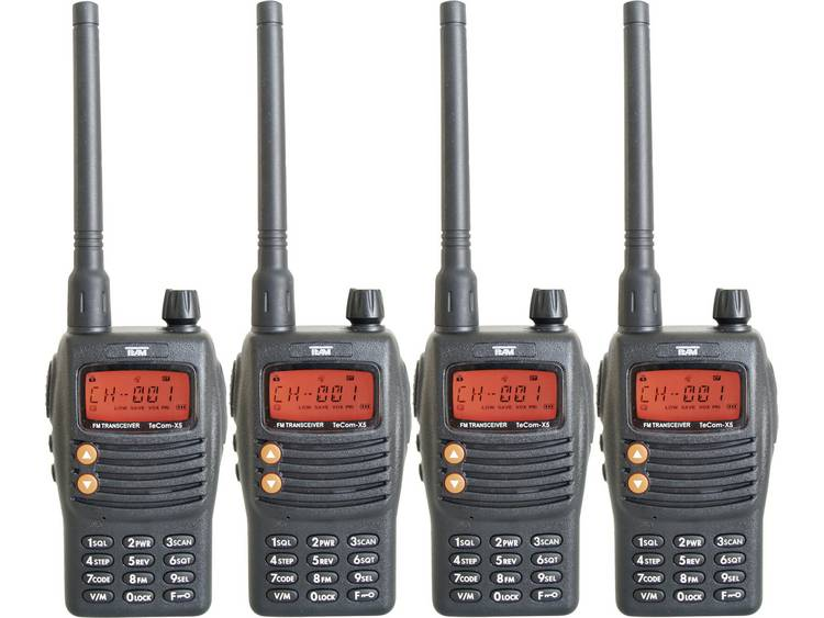 Team Electronic PR8582 PMR TeCom-X5