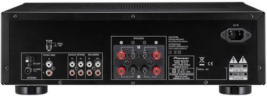 Pioneer SX-20 stereo-ontvanger met FM/AM-tuner en phono-ingang, 200 W, Zwart
