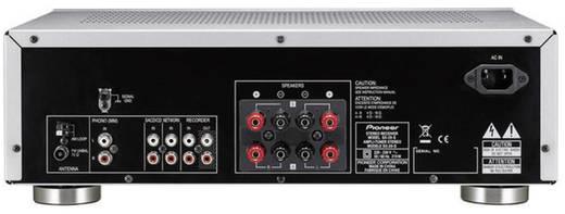 Pioneer SX-20 stereo-ontvanger met FM/AM-tuner en phono-ingang, 200 W, Zilver