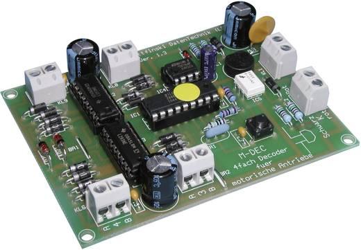 LDT Littfinski Daten Technik 1-DEC-DC-B Wisseldecoder Bouwpakket, Zonder kabel, Zonder stekker