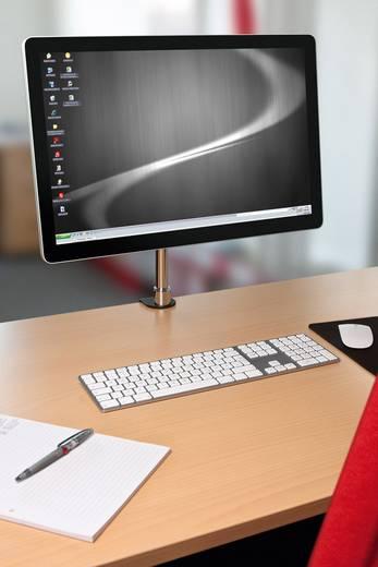 """Goobay ScreenScope Monitor-tafelbeugel 33,0 cm (13"""") - 68,6 cm (27"""") Kantelbaar en zwenkbaar"""