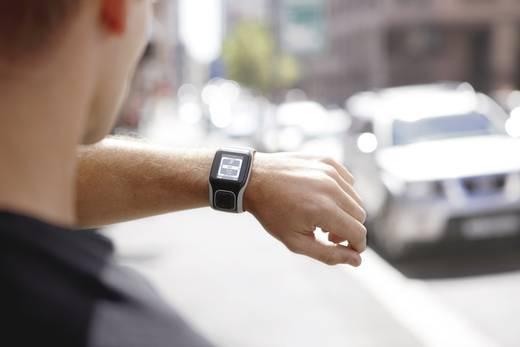 Runner GPS-sporthorloge donkergrijs incl. hartslagmeter