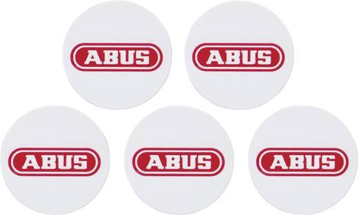 Transponder Set van 5 ABUS Chip-Sticker