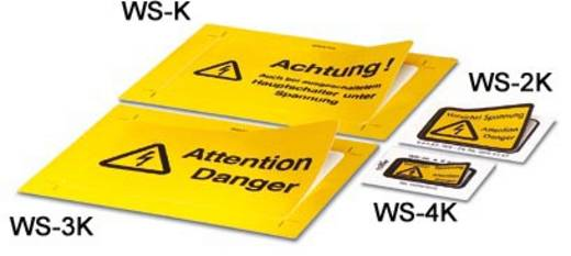 WS-3K - waarschuwingsbord 1004490