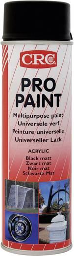 Velgenspray zwart mat CRC PRO PAINT 10910-AB 500 ml