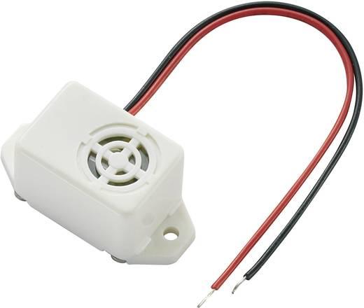 Mechanische inbouw zoemer KPMB- serie Geluidsontwikkeling: 75 dB 9 - 15 V= 400 Hz Inhoud: 1 stuks
