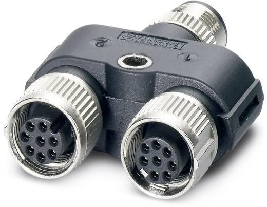 Phoenix Contact SAC-8PY-M/2XF VP SH SAC-8PY-M/2XF VP SH - Y-verdeler Inhoud: 5 stuks