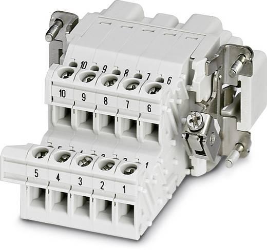 HC-B 10-A-UT-PEL-M - Terminal Adapter HC-B 10-A-UT-PEL-M Phoenix Contact Inhoud: 5 stuks