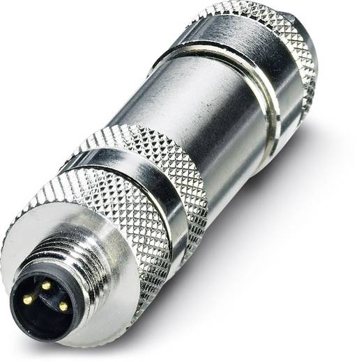 Phoenix Contact SACC-M 8MS-3CON-M-0,34-SH 1542884 SACC-M 8MS-3CON-M-0,34-SH - connector Inhoud: 1 stuks