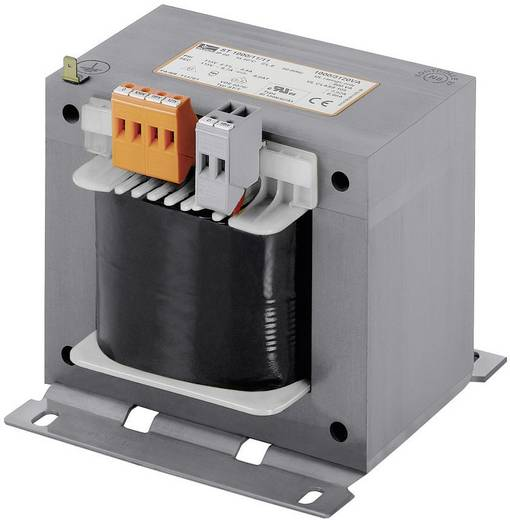 Block ST 20/23/24 Stuurtransformator, Scheidingstransformator, Veiligheidstransformator 1 x 230 V 1 x 24 V/AC 20 VA 833