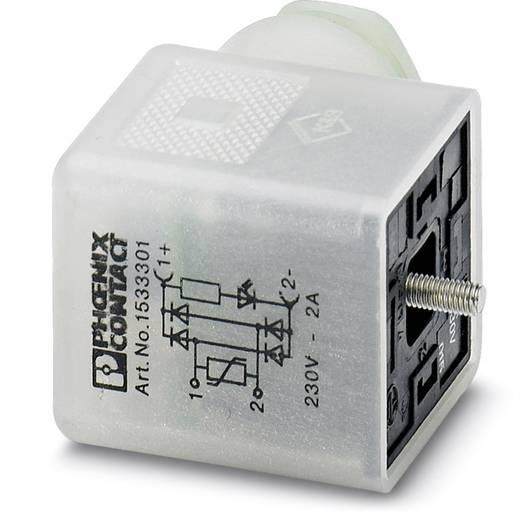 Phoenix Contact SACC-V-3CON-PG9/A-GVL 200/240 SACC-V-3CON-PG9/A-GVL 200/240 - Klepconnector Inhoud: 1 stuks